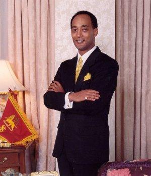HIH Prince Ermias Sahle-Selassie Haile-Selassie
