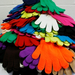 Syrian Glove Shipment