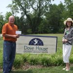 North Carolina Commandery assists Dove House