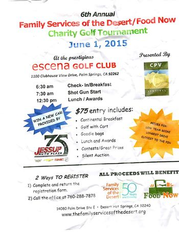 Charity Golf Tournament | Hospitaller Order of Saint Lazarus of